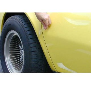 68-82 Cleartastic Protection - Front Of Rear Wheels (Default)