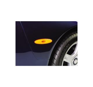 1997-2004 Corvette Amber Rear Side Marker Lens