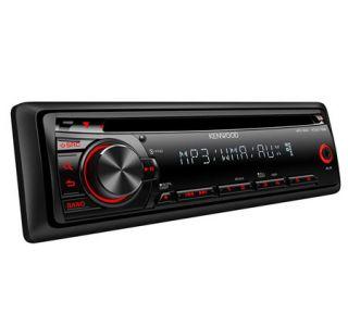1968-1982 Corvette Kenwood AM/FM-CD Stereo w/Dash Panel