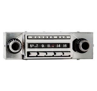 58 Wonderbar AM/FM Stereo Bluetooth Radio
