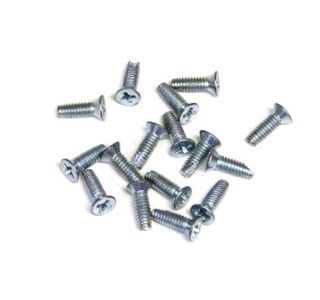 64-67 Headlamp Pivot Mount Screws (Default)