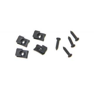 68-76 Shifter Console Upper Trim Plate Hardware