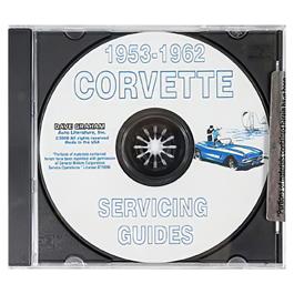 53-62 Shop & Service Manuals