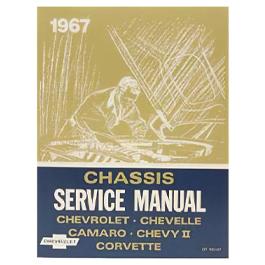 63-67 Shop & Service Manuals