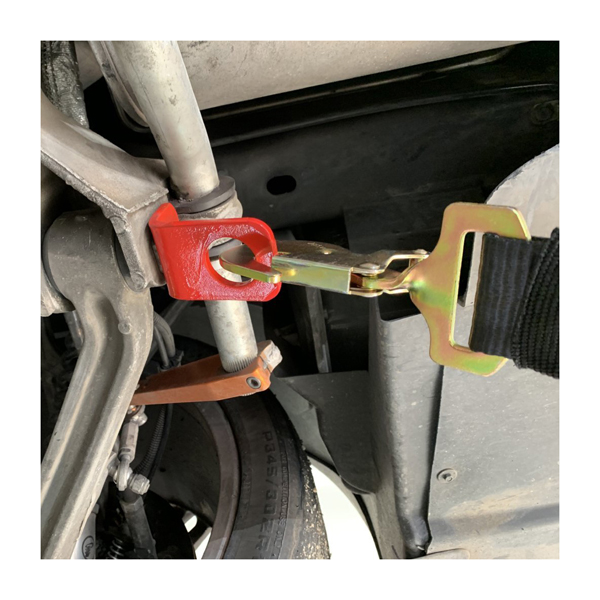 Tow Hooks & Chassis Strap Mounts
