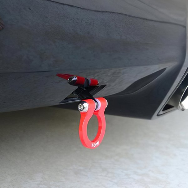 Tow Hooks & Chassis Mounts