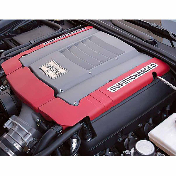 Corvette Superchargers
