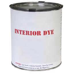 Interior Dye