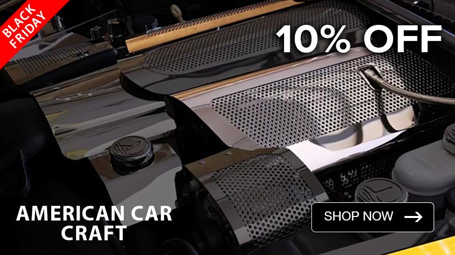 American Car Craft 10$ Off