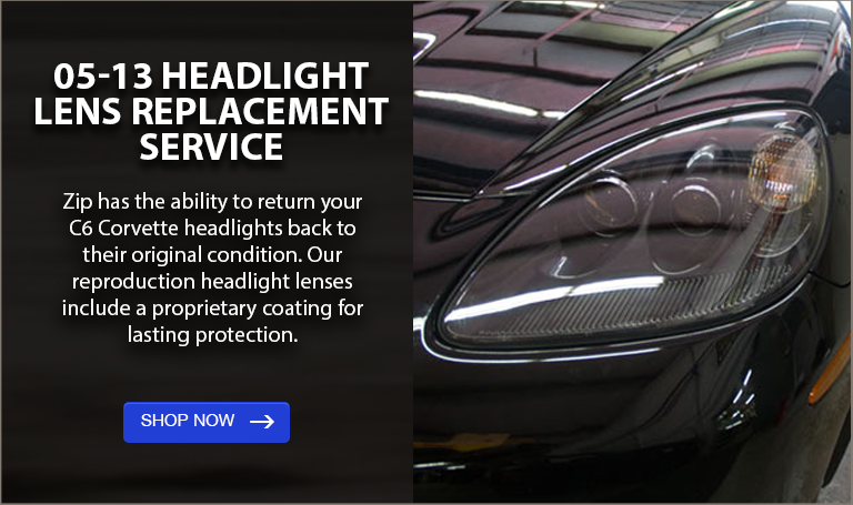 05-13 Headlight Lens Replacement