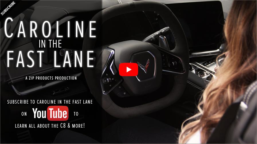 Caroline in the Fast Lane Youtube Channel