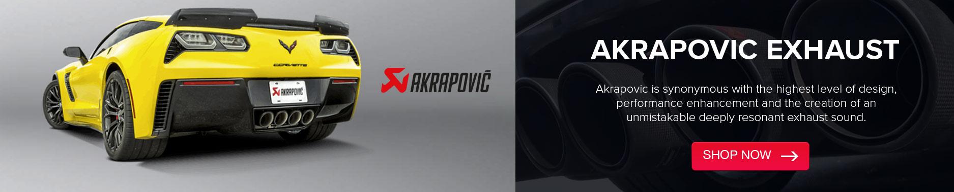 Akrapovic Exhaust