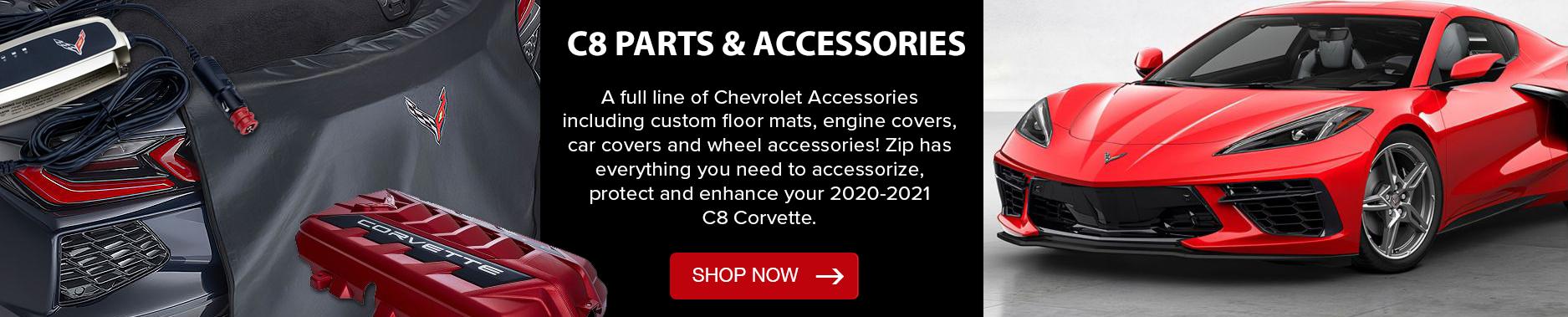 C8 Parts & Accessories