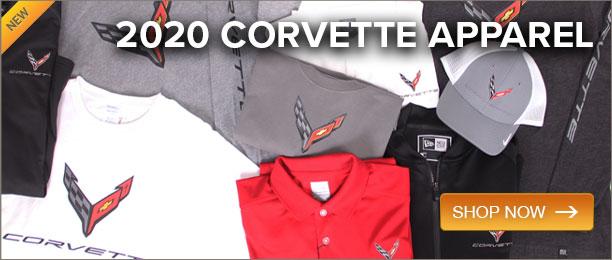 2020 C8 Corvette Apparel
