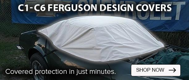 Ferguson Design Covers