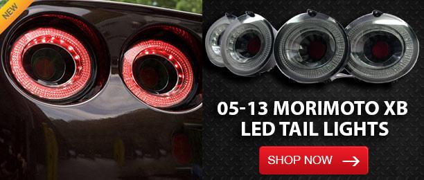 morimoto tail lights