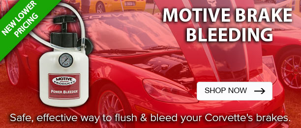 Motive Brake Bleeding