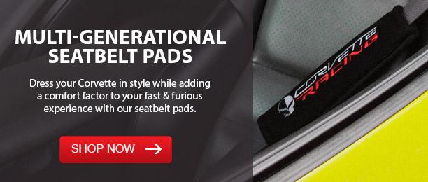 seatbelt pads