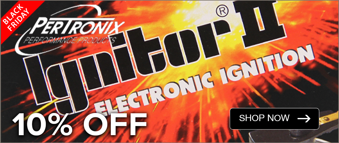 Pertronix Ignition 10% Off