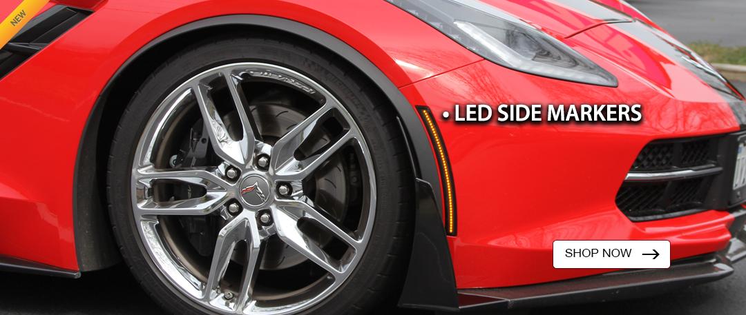 LED Side Markers