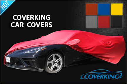 20-21 Coverking Car Covers