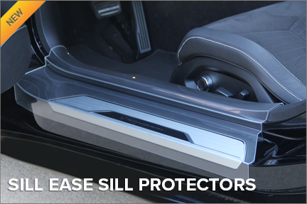 C8 Sill Ease Sill Protector