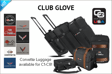 Club Glove Corvette Luggage