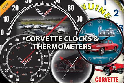 Corvette Clocks