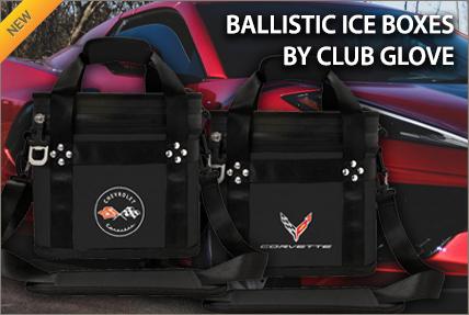 Club Glove Ballistic Ice Boxes