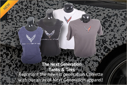 The Next Generation Tanks & Tees
