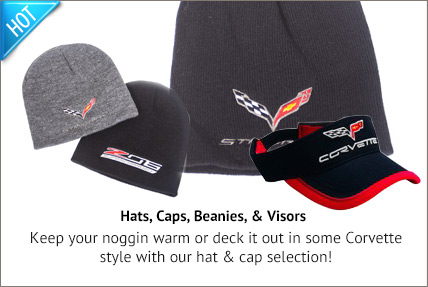 hats, caps, beanies, and visors