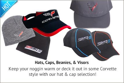 Hats, Caps, Beanies & Visors
