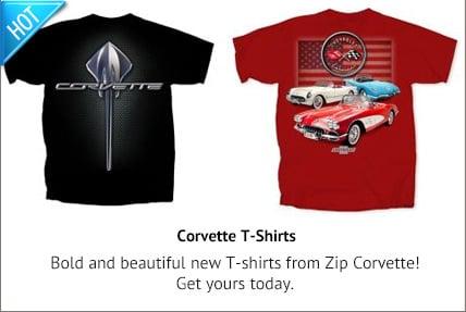 Corvette T-Shirts