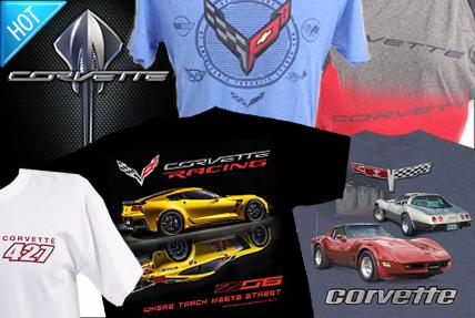 Corvette Graphic Tees