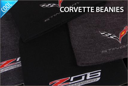 Corvette Beanies