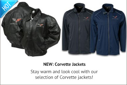 Corvette Specialty Jackets