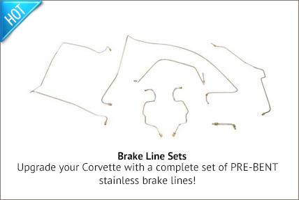 stainless brake line sets