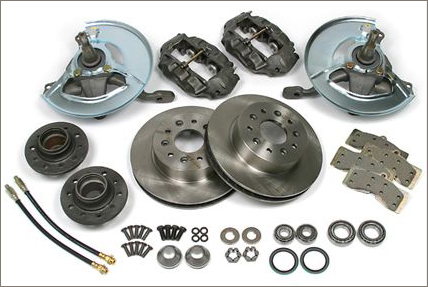 disc brake packages