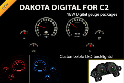 Dakota Digital for C2