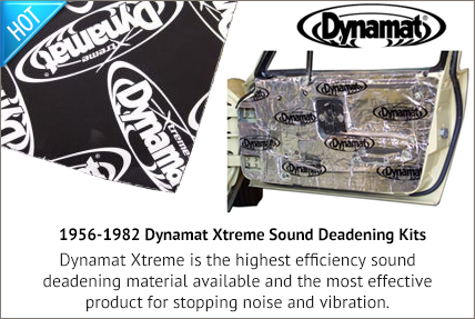 Dynamat Xtreme Sound Deadening Kits