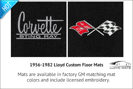 Lloyd Floor Mats for C2