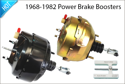 C3 Power Brake Booster