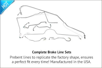 Complete Brake Line Sets