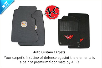 auto custom carpet
