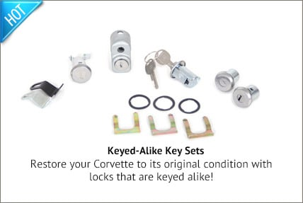 Keyed Alike Key Sets for C3