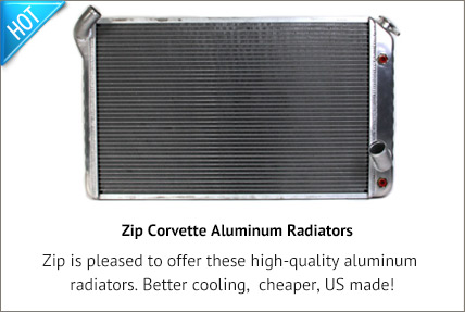 Zip Aluminum Radiators