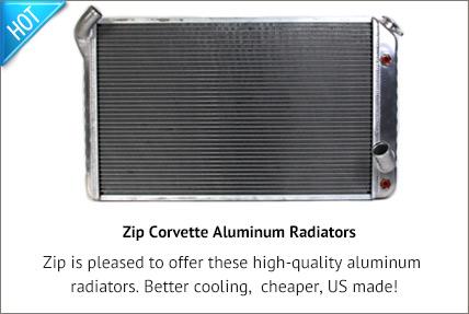 Zip Aluminum Radiators