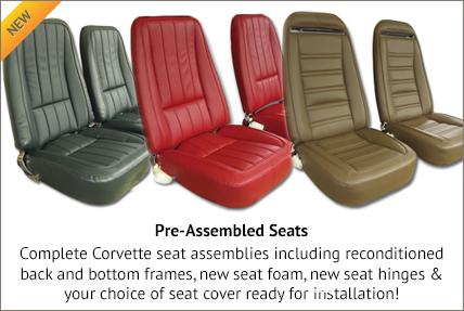 Pre-Assembled Seats