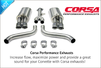 Corsa Performance Exhausts