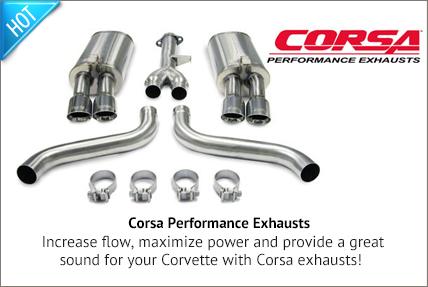 Corsa Performance Exhausts